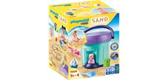 "PLAYMOBIL ®123 - 70339 Kreativset ""Sandbäckerei"""