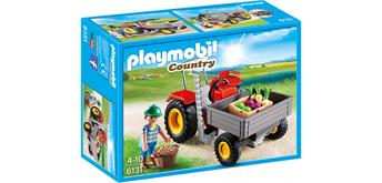 PLAYMOBIL® 6131 Ladetraktor
