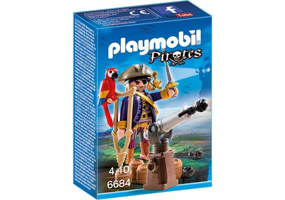 PLAYMOBIL® 6684 Piratenkapitan