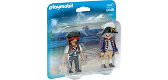 PLAYMOBIL® 6846 Duo Pack Pirat und Soldat