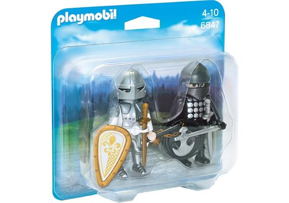PLAYMOBIL® 6847 Duo Pack Ritterduell