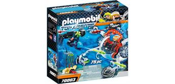 PLAYMOBIL® 70003 Spy Team Sub Bot