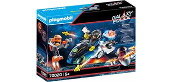 PLAYMOBIL® 70020 Galaxy Police-Bike