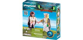 "PLAYMOBIL® 70045 ""Astrid und Hicks"""