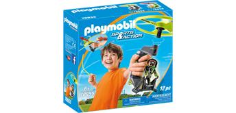 PLAYMOBIL® 70055 Top Agents Pull String Flyer