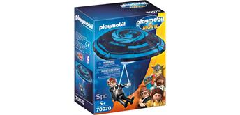 PLAYMOBIL® 70070 The Movie Rex Dasher mit Fallschirm