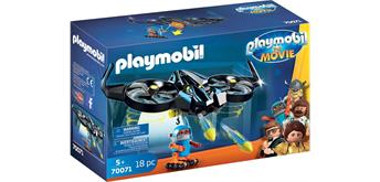 PLAYMOBIL® 70071 THE MOVIE Robotitron mit Drohne
