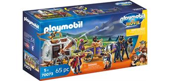 PLAYMOBIL® 70073 THE MOVIE Charlie mit Gefängniswagen