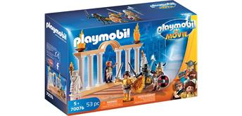 PLAYMOBIL® 70076 THE MOVIE Kaiser Maximus im Kolosseum
