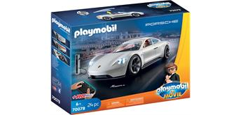 PLAYMOBIL® 70078 THE MOVIE Rex Dasher's Porsche Mission E