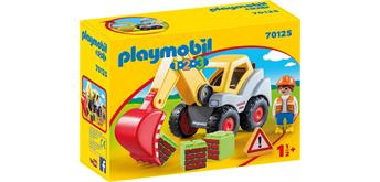 PLAYMOBIL® 70125 Schaufelbagger