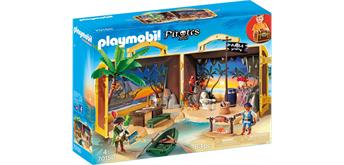 PLAYMOBIL® 70150 Mitnehm-Pirateninsel