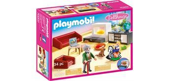 PLAYMOBIL® 70207 Gemütliches Wohnzimmmer