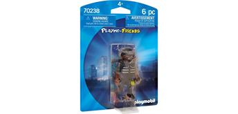 PLAYMOBIL® 70238 Playmo Friends - SEK-Polizist
