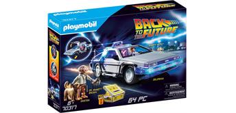 PLAYMOBIL® 70317 Back to the Future DeLorean