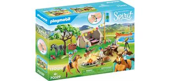PLAYMOBIL® 70329 Sommercamp