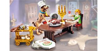 PLAYMOBIL® 70363 SCOOBY-DOO! Abendessen mit Shaggy