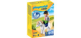 PLAYMOBIL® 70410 Junge mit Pony