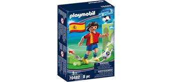 PLAYMOBIL® 70482 Nationalspieler Spanien