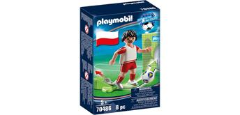 PLAYMOBIL® 70486 Nationalspieler Polen