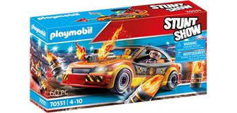 PLAYMOBIL® 70551 Stuntshow Crashcar