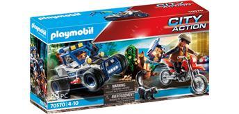 PLAYMOBIL® 70570 Polizei-Geländewagen Verfolgung