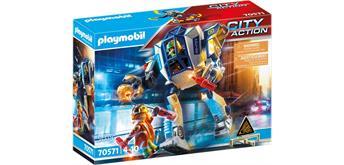 PLAYMOBIL® 70571 Polizei-Roboter: Spezialeinsatz