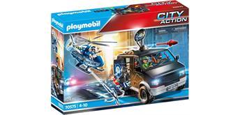 PLAYMOBIL® 70575 Polizei-Helikopter: Verfolgung
