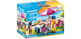 PLAYMOBIL® 70614 Mobiler Crêpes-Verkauf