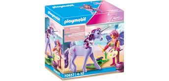 PLAYMOBIL® 70657 Einhorn mit Schmück-Fee