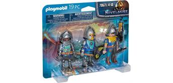 PLAYMOBIL® 70671 3er Set Novelmore Ritter