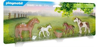 PLAYMOBIL® 70682 Ponys mit Fohlen