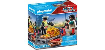 PLAYMOBIL® 70775 Zollkontrolle