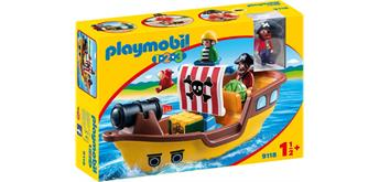 PLAYMOBIL® 9118 Piratenschiff
