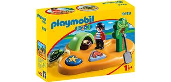 PLAYMOBIL® 9119 Pirateninsel