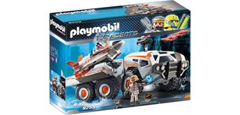 PLAYMOBIL® 9255 Spy Team Battle Truck