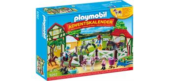 "PLAYMOBIL® 9262 Adventskalender ""Reiterhof"""