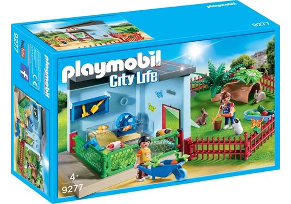 PLAYMOBIL® 9277 Kleintierpension