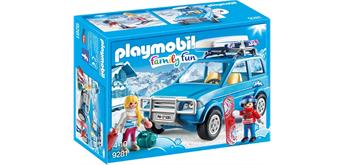 PLAYMOBIL® 9281 Auto mit Dachbox