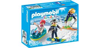 PLAYMOBIL® 9286 Freizeit-Wintersportler