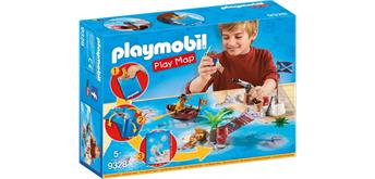 PLAYMOBIL® 9328 Play Map Piraten