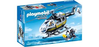 PLAYMOBIL® 9363 SEK-Helikopter