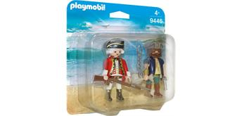 PLAYMOBIL® 9446 Duo Pack Pirat und Soldat