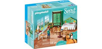 PLAYMOBIL® 9476 Luckys Schlafzimmer