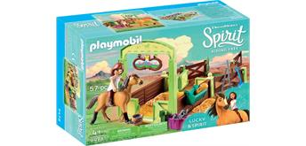 "PLAYMOBIL® 9478 Pferdebox ""Lucky & Spirit"""