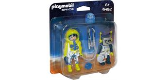PLAYMOBIL® 9492 Duo Pack Astronaut und Roboter