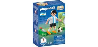 PLAYMOBIL® 9508 Nationalspieler Argentinien