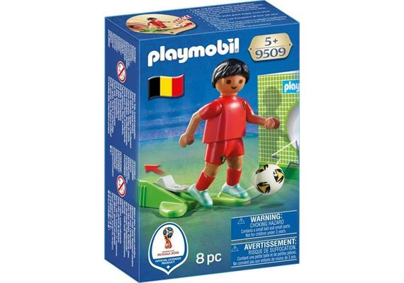 PLAYMOBIL® 9509 Nationalspieler Belgien