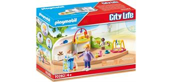 PLAYMOBIL® City Life 70282 Krabbelgruppe