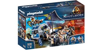 PLAYMOBIL® Novelmore70392 - Schatztransport